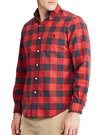Polo Ralph Lauren® Iconic Plaid Oxford Sport Shirt