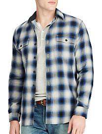 Polo Ralph Lauren Plaid Flannel Shirt