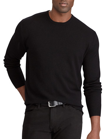 Polo Ralph Lauren® Washable Cashmere Crewneck Sweater | Sweaters & Vests