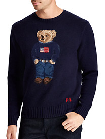 Polo Ralph Lauren® Iconic Polo Bear Sweater