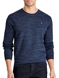 Polo Ralph Lauren® Cotton Crewneck Sweater
