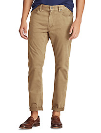 Polo Ralph Lauren® Classic Fit 5-Pocket Stretch Cotton Pants