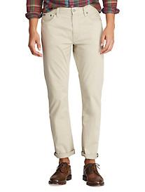 Polo Ralph Lauren® Classic Fit 5-Pocket Stretch Cotton Pants