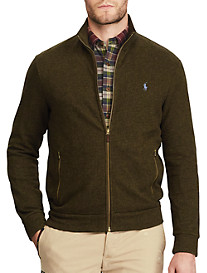 Polo Ralph Lauren® Cotton-Blend Fleece Jacket