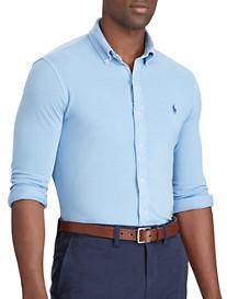 Polo Ralph Lauren® Classic Fit Cotton Mesh Sport Shirt