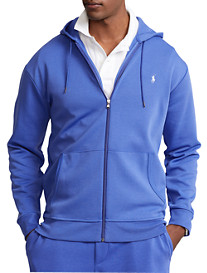 Polo Ralph Lauren® Double-Knit Full-Zip Hoodie