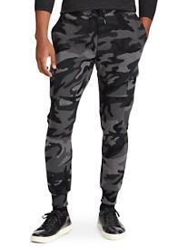 Polo Ralph Lauren® Double-Knit Camo Cargo Joggers