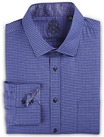 English Laundry Cubed Geo Dress Shirt
