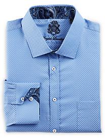 English Laundry™ Abstract Dobby Dress Shirt
