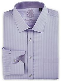 English Laundry Geo Dobby Dress Shirt