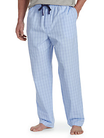 Majestic International® Plaid Cotton Lounge Pants