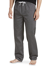 Robert Graham Diamond-Print Lounge Pants