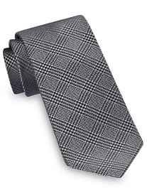 Michael Kors Kai Check Silk Tie
