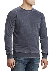 Lucky Brand Washed-Out Crewneck Pullover