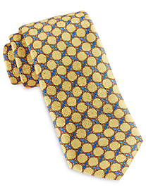 Robert Talbott Best of Class Linked Medallion Silk Tie