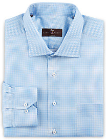 Robert Talbott Geo Print Dress Shirt
