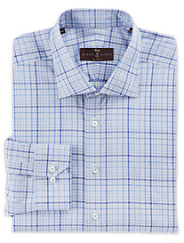 Robert Talbott Tonal Mini Grid Dress Shirt