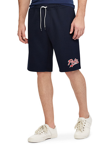 Polo Ralph Lauren® Double-Knit Graphic Shorts ( Active Bottoms )