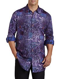 Robert Graham® DXL Paisley Sport Shirt