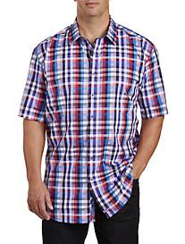 Robert Graham® DXL Plaid Sport Shirt