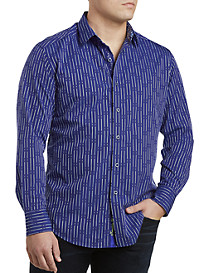 Robert Graham® Bora Stripe Sport Shirt