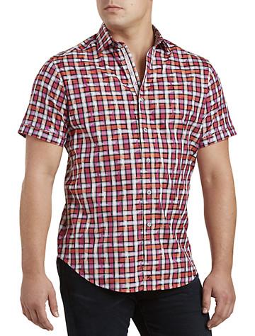 Robert Graham® Tangeier Sport Shirt - Available in magenta