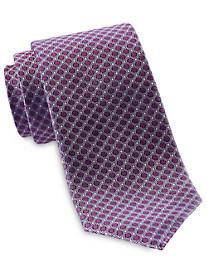 Rochester Medium Tonal Dot Silk Tie
