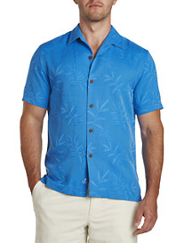 Tommy Bahama® Luau Floral Camp Shirt