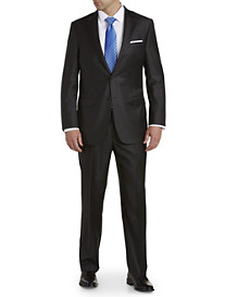 Hickey Freeman Solid Nested Suit