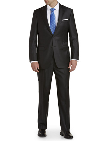 Hickey Freeman® Solid Nested Suit - $1595.00