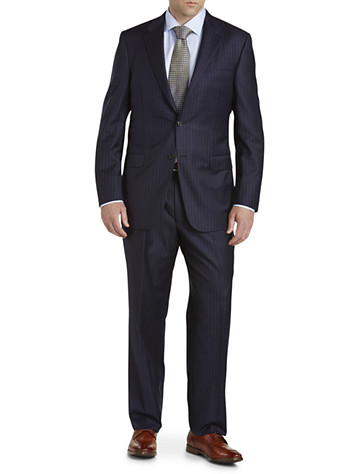 Hickey Freeman® Stripe Nested Suit - $1595.0