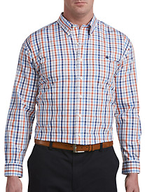 Brooks Brothers Non-Iron Multi Gingham Oxford Sport Shirt