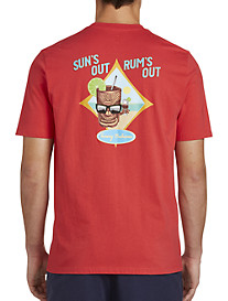 Tommy Bahama Sun's Out Graphic Tee