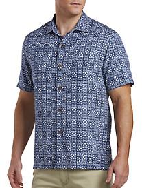 Tommy Bahama® Juno Beach Silk Sport Shirt