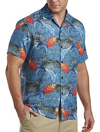 Tommy Bahama® Boca Bouquet Silk Sport Shirt