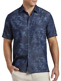 Tommy Bahama® South Beach Scenic Sport Shirt