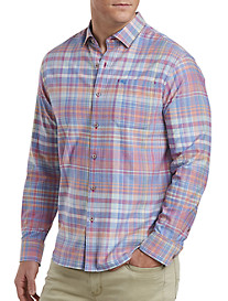 Tommy Bahama Mangrove Madras Sport Shirt