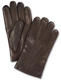 Paul Stuart Lambskin Leather Gloves