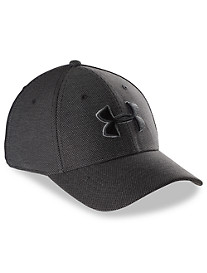 Under Armour® Heathered Blitzing Cap