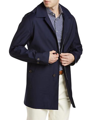 Paul & Shark® Hooded Raincoat