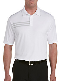 adidas Golf 3-Stripe Piqué Polo