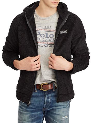 Polo Ralph Lauren® Fleece Full-Zip Hoodie | Long Sleeve Knits