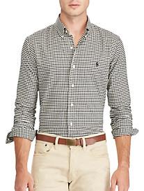Polo Ralph Lauren Check Twill Sport Shirt