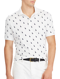 Polo Ralph Lauren® Classic Fit Printed Soft-Touch Polo