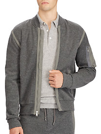 Polo Ralph Lauren® Cotton-Blend Bomber Jacket