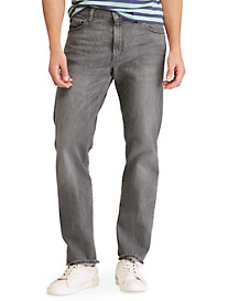 Polo Ralph Lauren® Hampton Relaxed Straight Fit Stretch Jeans – Warren Wash