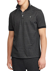 Polo Ralph Lauren® Classic Fit Stripe Stretch Mesh Soft Touch Polo Shirt