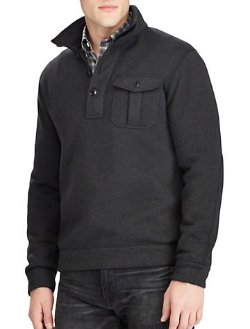 Polo Ralph Lauren® Classic Fit Half-Zip Fleece Pullover | Sweatshirts