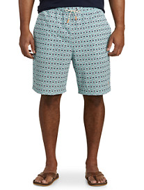 Psycho Bunny® Skull Bunny Swim Trunks