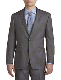 Michael Kors Grid Suit Jacket – Executive Cut
